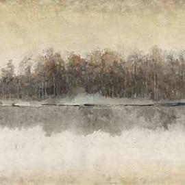 Edgewater II Digital Print by Tim OToole,Impressionism