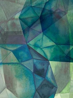 Gemstones I Digital Print by Popp, Grace,Geometrical