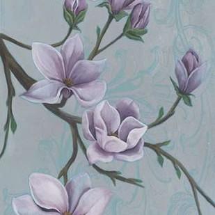 Branches of Magnolia II Digital Print by Popp, Grace,Decorative