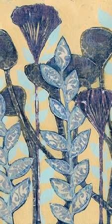 Chromatic Floral Mix II Digital Print by Popp, Grace,Impressionism