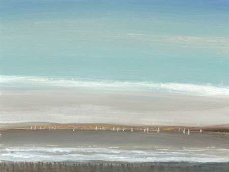Distant Coast I Digital Print by Otoole, Tim,Impressionism
