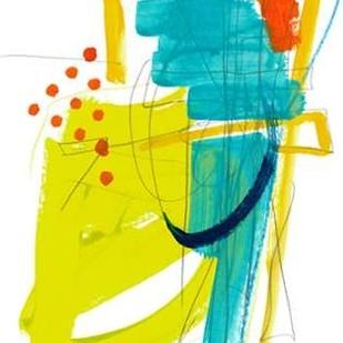 Fringe Aspect III Digital Print by Vess, June Erica,Abstract