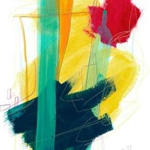 Fringe Aspect VI Digital Print by Vess, June Erica,Abstract
