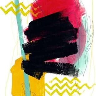 Fringe Aspect VIII Digital Print by Vess, June Erica,Abstract