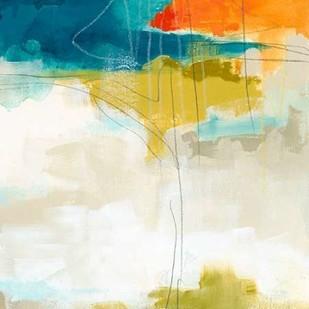 Atmospheric II Digital Print by Vess, June Erica,Abstract