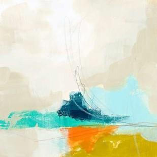 Atmospheric III Digital Print by Vess, June Erica,Abstract