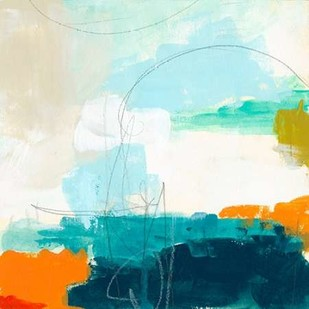 Atmospheric VII Digital Print by Vess, June Erica,Abstract