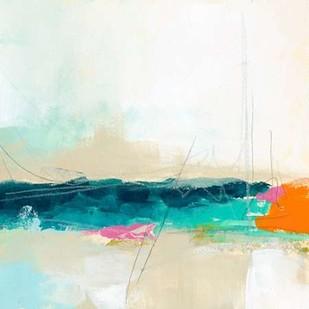 Atmospheric VIII Digital Print by Vess, June Erica,Impressionism