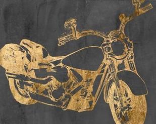 Motorcycle Bling I Digital Print by Goldberger, Jennifer,Decorative