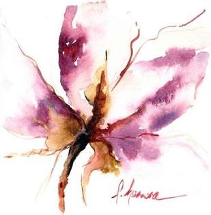 Blooms Hermanas I Digital Print by Herrera, Leticia,Decorative