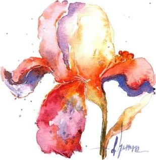 Blooms Hermanas II Digital Print by Herrera, Leticia,Decorative