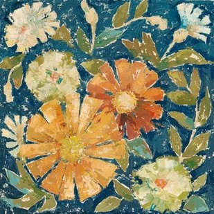 April Flowers II Digital Print by Meagher, Megan,Decorative