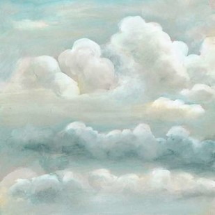 Cloud Study II Digital Print by McCavitt, Naomi,Impressionism
