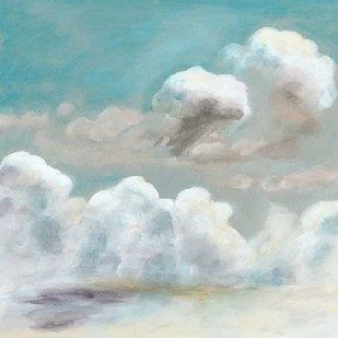 Cloud Study III Digital Print by McCavitt, Naomi,Impressionism