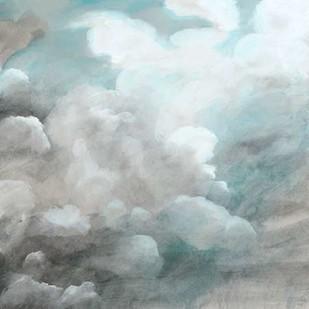 Cloud Study IV Digital Print by McCavitt, Naomi,Impressionism