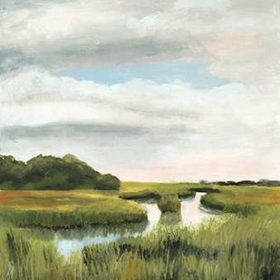 Marsh Landscapes I Digital Print by McCavitt, Naomi,Impressionism