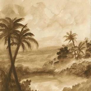 British Tropics I Digital Print by McCavitt, Naomi,Impressionism