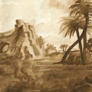 British Tropics II Digital Print by McCavitt, Naomi,Impressionism