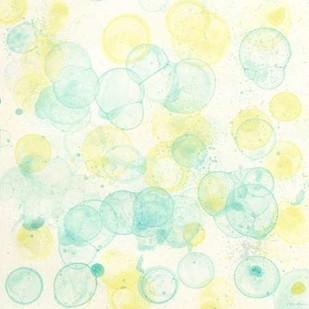 Ocean Tetra I Digital Print by Lam, Vanna,Abstract