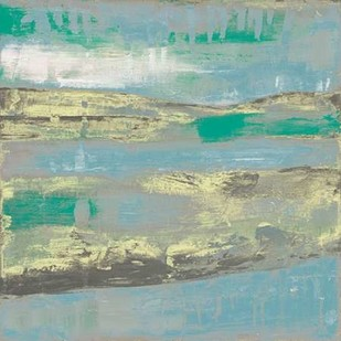 Cool Horizon I Digital Print by Goldberger, Jennifer,Impressionism