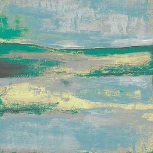 Cool Horizon II Digital Print by Goldberger, Jennifer,Impressionism