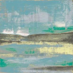 Cool Horizon III Digital Print by Goldberger, Jennifer,Impressionism
