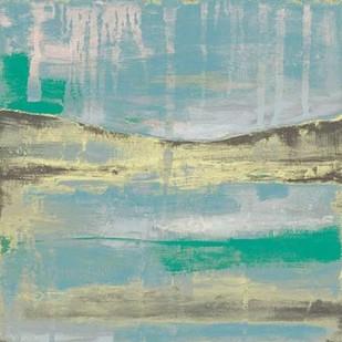 Cool Horizon IV Digital Print by Goldberger, Jennifer,Impressionism