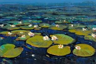Lily Pads II Digital Print by Otoole, Tim,Impressionism
