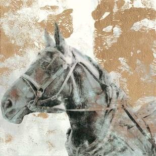 Driving Horses I Digital Print by McCavitt, Naomi,Impressionism