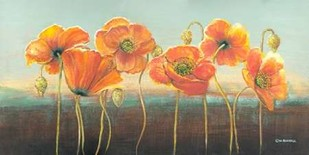 Poppy Tops III Digital Print by Russell, Wendy,Decorative
