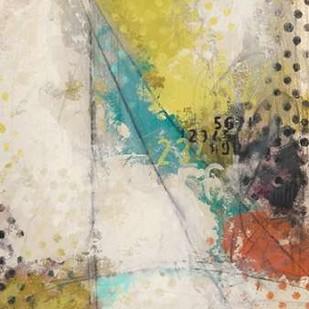 Countdown II Digital Print by Vess, June Erica,Abstract