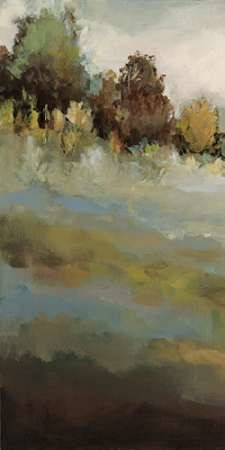 The Trail Of Her Heart I Digital Print by Long, Christina,Impressionism