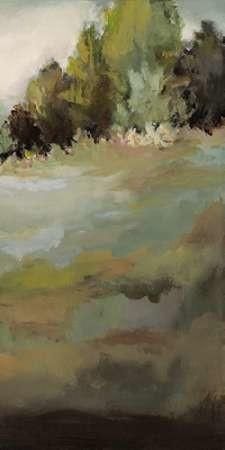 The Trail Of Her Heart II Digital Print by Long, Christina,Impressionism