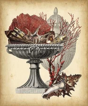 Oceans Bounty II Digital Print by Vision Studio,Decorative