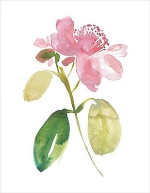 Watercolor Garden I Digital Print by Mosley, Kiana,Art Deco