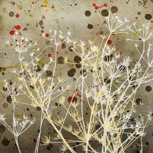 Weeds II Digital Print by Burghardt, James,Impressionism