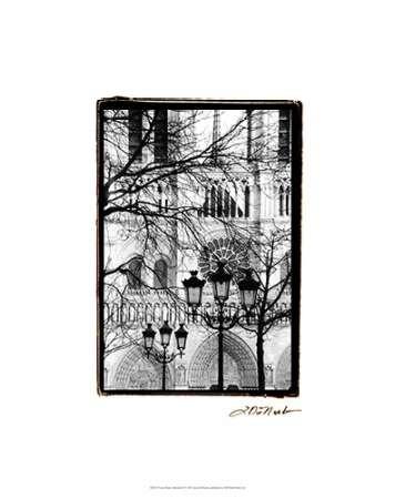 Notre Dame Cathedral II Digital Print by DeNardo, Laura,Image