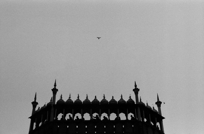 Flight of Freedom 02 by Sandeep Biswas, Image Photography, Digital Print on Archival Paper, Gray color