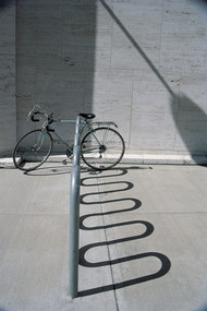 Bicycle 44 by Ashwin Mehta, Image Photography, Digital Print on Paper, Gray color