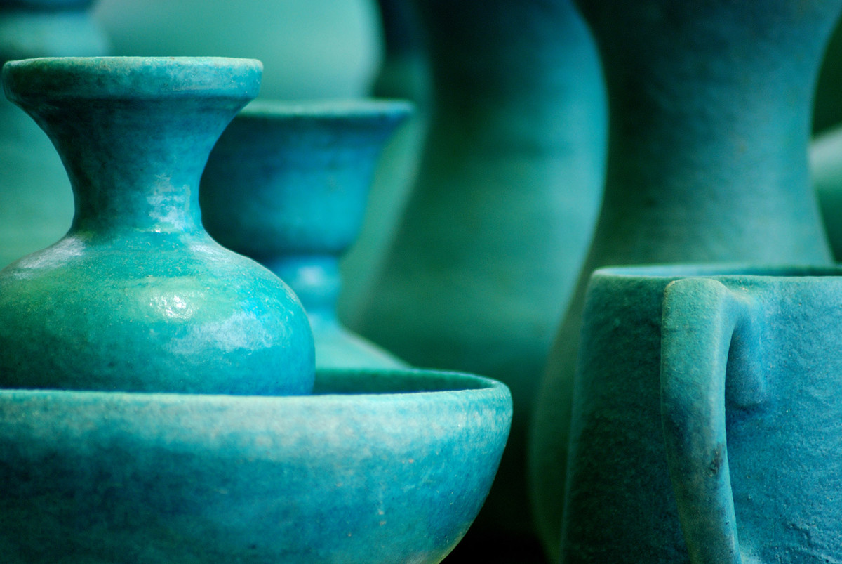 Untitled by Ajay Rajgarhia, Image Photography, Digital Print on Archival Paper, Cyan color