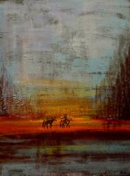 Returning horses