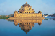 Glorious India 30 by Rupinder Khullar, Image Photograph, Digital Print on Paper, Blue color