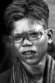 Banaras 01 by Arunkumar Mishra, Image Photograph, Digital Print on Paper, Gray color