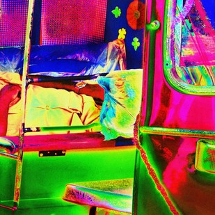 Untitled by Karan Khanna, Digital Photograph, Digital Print on Archival Paper, Green color