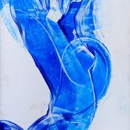 Dancer 2x5 acrylic