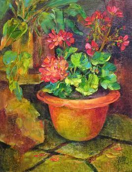Garden Beauty - 11 by Swati Kale, , , Green color