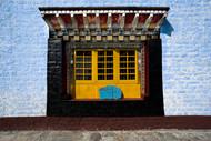 Pemayangtse by Arvind Hoon, Image Photograph, Digital Print on Paper, Brown color