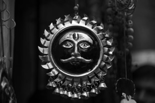Banaras 11 by Arunkumar Mishra, Image Photograph, Digital Print on Paper, Gray color