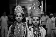 Banaras 15 by Arunkumar Mishra, Image Photograph, Digital Print on Paper, Gray color