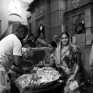 Banaras 23 by Arunkumar Mishra, Image Photograph, Digital Print on Paper, Gray color